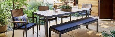 crate barrel outdoor furniture. casual outdoor dining furniture alfresco crate barrel