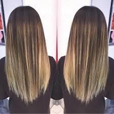 グラデーションがポイント色で楽しむロング向けの髪型まとめ