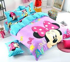 minnie mouse twin bedding set mouse twin bedding set mouse twin bedding bow mouse bedding set