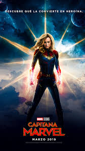 Captain Marvel Android Wallpaper