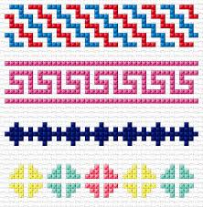 Cross Stitch Border Patterns