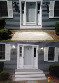 front door stepsFront Door Steps Ideas  Nanas Workshop