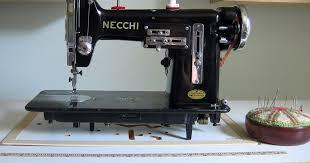 Necchi Bf Mira Sewing Machine