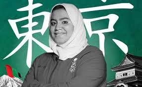 لاعبة الجودو السعودية تهاني القحطاني تثير الجدل بعد قرارها منافسة إسرائيلية  في أولمبياد طوكيو