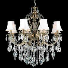 chair impressive drum shade crystal chandelier 25 0001287 30 ottone traditional candle round antique brass finish