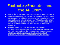 Fun With Footnotes And Endnotes Ppt Download