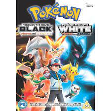Pokemon Movie 14: Black & White - Victini and Zekrom/Victini and Reshiram  DVD