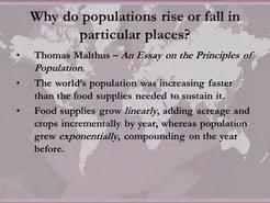 overpopulation essay titles  overpopulation essay titles