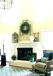 red brick fireplace ideas exciting painting red brick fireplace fireplace paint ideas painting