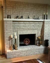 amazing brick fireplace mantel ideas