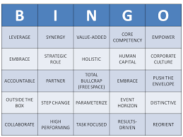 buzzword bingo generator our job convey elegant thought in simple terms egan egan