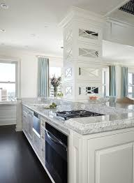 detroit white granite countertops countertop with city and country kitchen transitional and cabinetry painted
