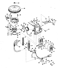 evinrude ignition system parts for 1976 55hp 55673e outboard motor reference numbers in this diagram can be found in a light blue row below scroll down to order each product listed is an oem or aftermarket equivalent