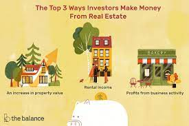 Making Money From Real Estate Investing