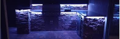 kitchen accent lighting. Outdoor Kitchen \u0026 Bar Accent Lighting