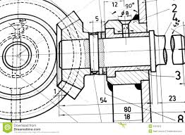 Engineering blueprint 4904553