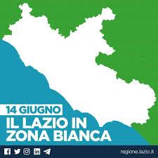 Da oggi il Lazio in zona bianca, stop al coprifuoco e norme più soft. Ecco  cosa cambia - Bignotizie.it