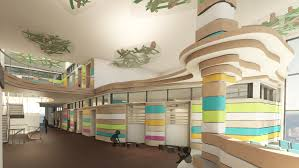 elementary school interior design