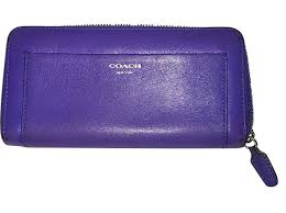 wallet sv violet clutch 37fa2 a8988 where to coach wallets wallets leather other ref 60792 9119a 8dfbd
