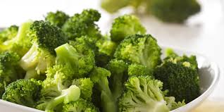 steamed broccoli.  Steamed Steamed Broccoli With Olive Oil Garlic And Lemon Recipe  Epicuriouscom With O