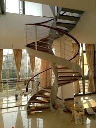 3 layer of thick laminated glass treads floating staircase cost for modern house how much do 3 layer of thick laminated glass treads floating staircase