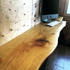 home office desks wood. Small Wooden Office Desk Wood Slab Wall Home Ideas Solid White Desks O