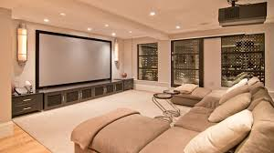 If you love movies or television, THIS room is for you.