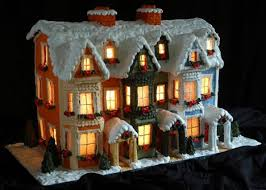 Image result for gingerbread houses
