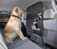 solvit front seat net pet barrier