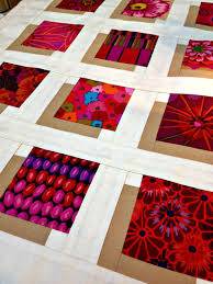 tutorial = Shadow Blocks Mini quilt, featuring Kaffe Fassett ... & Shadow Blocks Mini quilt, featuring Kaffe Fassett fabrics, by Studio  Dragonfly. The idea Adamdwight.com