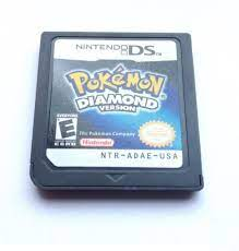 Pokémon: Diamond Version Pokemon game for Nintendo DS, DS Lite, DSi, DSi  XL, 3DS - AutoLinie