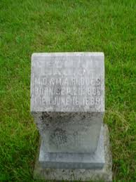 Velma Florence Rhodes (1886-1899) - Find A Grave Memorial