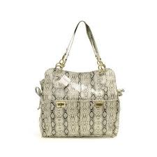 Coach Embossed Lock Medium White Totes DYK Outlet Online