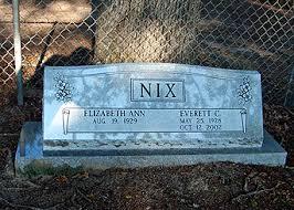 Everett Charles Nix (1928-2002) - Find A Grave Memorial