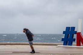 La région niçoise frappée par la tempête Alex, huit personnes ...