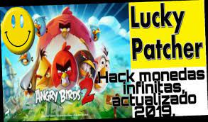 angry birds 2 hack lucky patcher