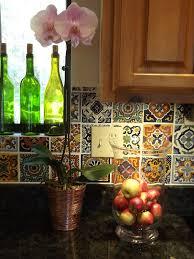 Mexican Themed Kitchen Decor Mexican Tile Kitchen Google Search Kitchen Pinterest Diy