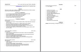 Resume Format For A Job Awesome Simple Resume For Machine Operator Job Descriptions Resume Printable