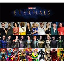 Additionally, showcasing the entire cast in this manner focuses on how this is indeed an ensemble. Eternals Release Date Plot Cast And Other Latest Updates By Mcu Hitnews Industry