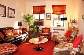 area rug with brown couch own leather sofa decor best rugs furniture red set for living