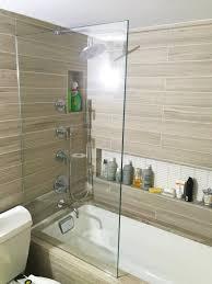bathtub splash guard