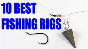 Fishing Rigs Bait Fishing Rigs For Catfish Bass Trout How To Fish