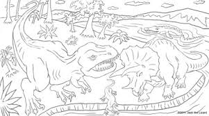 Small Picture T Rex Coloring Page Coloring Coloring Pages