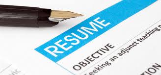 Four Resume Myths Careercast Com