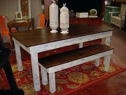 farm table bench rustic tables and benches rustic country farmhouse table and bench farm table bench