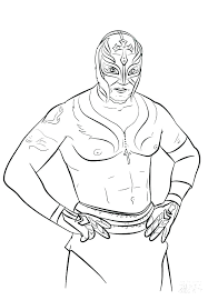 Wwe Coloring Pages Coloring Page Coloring Page Free Coloring Pages