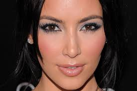 brown eyes kim kardashian if you have black hair and dark eyes like kardashian try going in the 1000 images about makeup