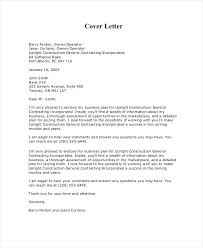Sample Of Proposal Letters Bid Cover Letter Template 26 Business Proposal Letter Examples Pdf