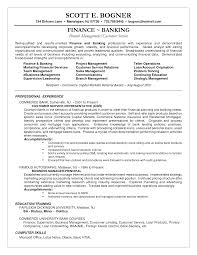 Banking Customer Service Sample Resume 2 Food Nardellidesign Com