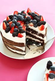 Gluten Free Birthday Cake Minimalist Baker Recipes